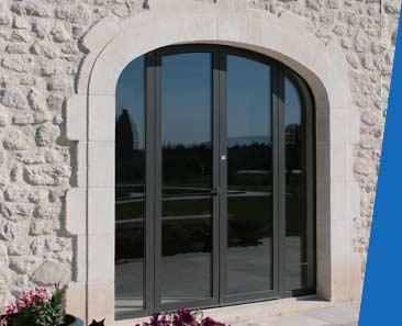 Fenêtres Et Portes Fenêtres Alu Badré Menuiserie Aluminium Et Pvc