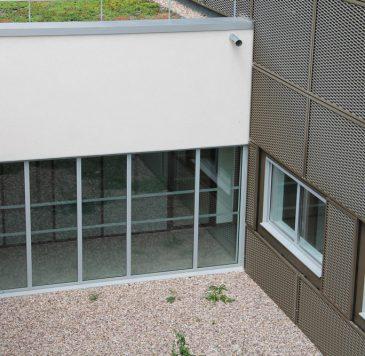 Fenêtres, portes-fenêtres : Fenêtres et vitrines aluminium