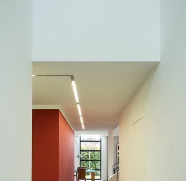 Vitrines, murs rideaux : Mur rideaux maison individuelle