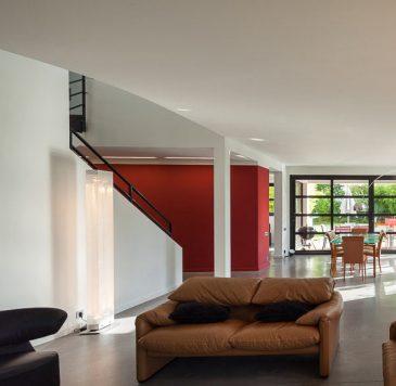 Vitrines, murs rideaux : Mur rideaux sur-mesure maison d'architecte